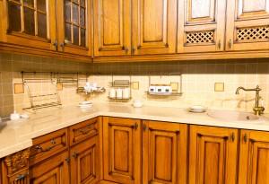 Sendinto medžio virtuvė